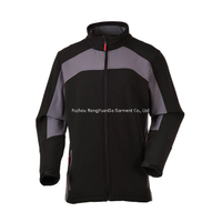 BF-JK-023SF 300gsm Softshell Men Jacket