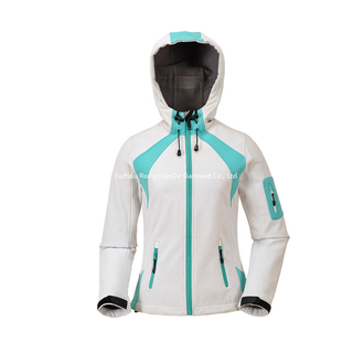 BF-JK-010SF 300gsm Softshell Women's Jacket