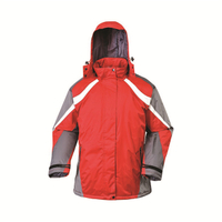 BF-JK-014PP Mens polyester pongee waterproof jacket