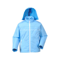 BF-JK-007N Nylon lightweight jacket