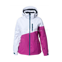 BF-JK-009N Womens waterproof nylon ski jacket