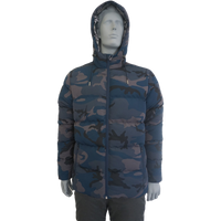 BF-PJ-009 Fashion Mens Winter Camouflage Padded Jacket