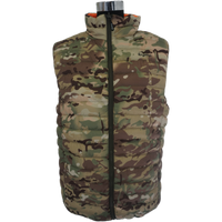 BF-PJ-013 Camouflage Mens Winter Padded Vest